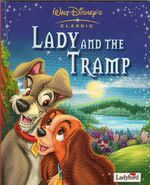 Lady and the Tramp (Ladybird, paperback)
