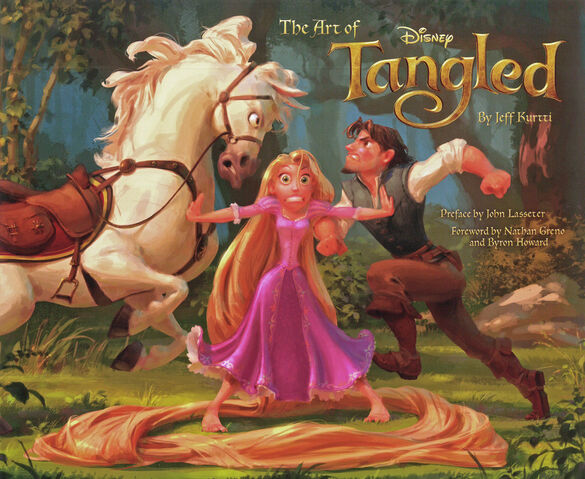 File:The Art of Tangled cover.jpg