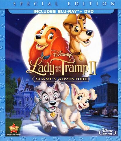 File:Lady and the Tramp 2 - 2012 DVD-BluRay Cover.jpg