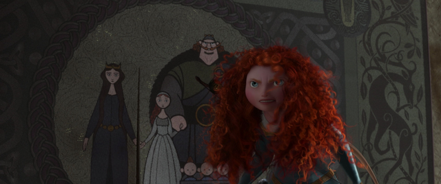File:Merida ripping the family tapestry in anger.png
