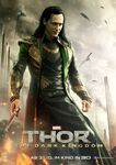Thor The Dark World - Loki