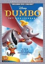 Dumbo DVD and Blu-ray