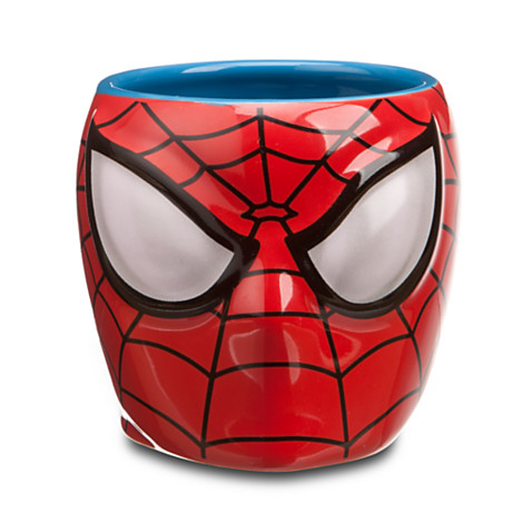 File:Sculptured Spider-Man Mug 2.jpg