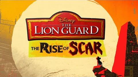 A Legend Returns! Trailer The Lion Guard Disney Junior