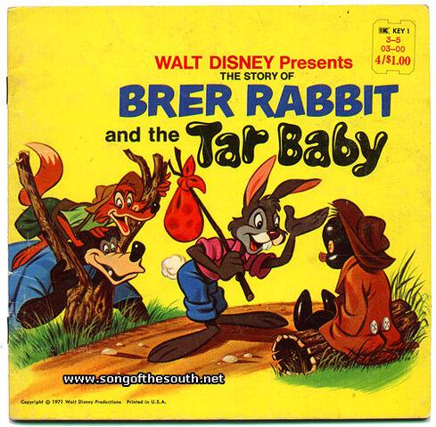 File:Brer rabbit and the tar baby 1971.jpg