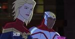 Captain Marvel AU13
