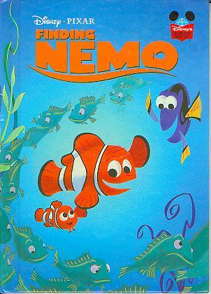 Finding Nemo Disney S Wonderful World Of Reading
