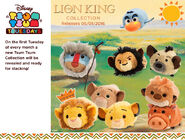 The Lion King Tsum Tsum Tuesday - 1