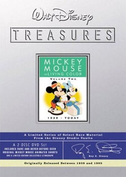 DisneyTreasures03-mickeycolor