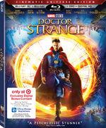 Doctor Strange Target Exclusive 3DBD