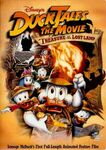 DuckTales movie DVD cover