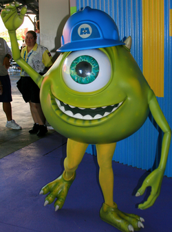 Mike Wazowski Disney Wiki Fandom Powered By Wikia