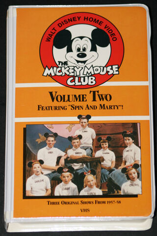 File:The mickey mouse club volume 2.jpg