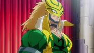 Iron Fist anime