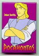 John Smith Pin