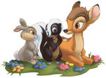 Bambi flower thumper