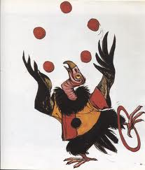 File:Chanticleer Vulture Circus Performer.jpg