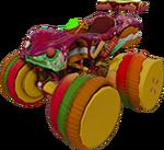 Infinity Candy Kart Monster truck