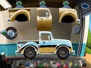 Mickey mouse preschool car assembly