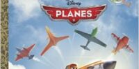 Planes (Big Golden Book)