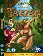 Tarzan SE 2005ish UK DVD