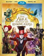 Alice Through The Looking Glass BD