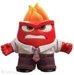 Anger Action Figure