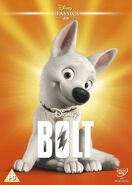 Bolt DVD