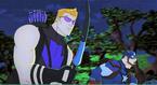Captain America and Hawkeye AUR 2