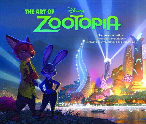 File:The Art of Zootopia.jpg