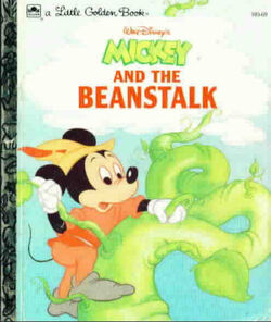 Mickey and the Beanstalk LGB