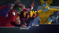 Avengers Vs Attuma USMWW