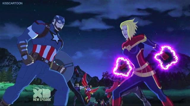 File:Captain Marvel n Captain America AUR 1.png
