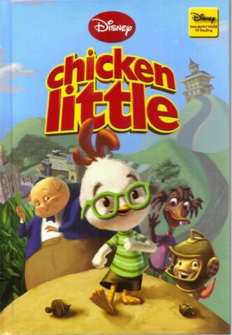 File:Chicken little wonderful world of reading hachette.jpg