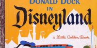 Donald Duck in Disneyland