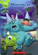 Monsters inc wonderful world of reading 2