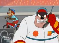 Pit Crew Goofy Jr.