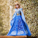Aurora in Blue Dress 2014 Limited Edition Doll