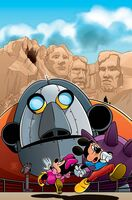 Mickey Mouse and Friends Issue 302