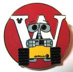 Wall-E Pin