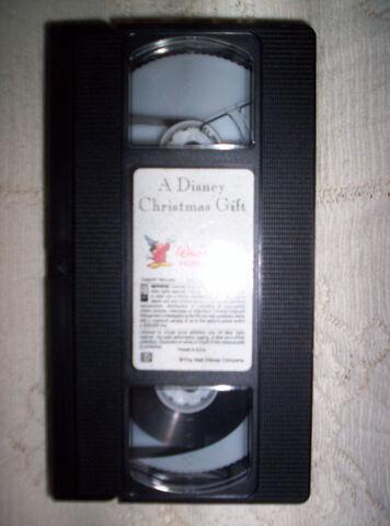 File:A disney christmas gift vhs.JPG