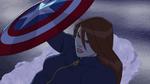 Widow with Cap's Shield AA 04