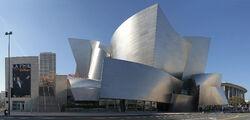 Walt Disney Concert Hall, LA, CA, jjron 22.03.2012