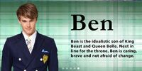 Ben (Descendants)/Gallery