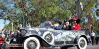 Disney Stars and Motorcars Parade