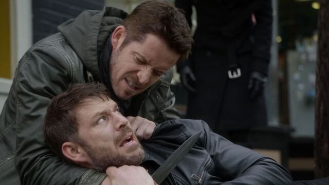 File:Once Upon a Time - 6x12 - Murder Most Foul - Robin and Keith.jpg