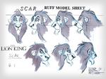 Scar Ruff model
