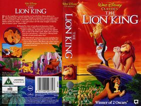 File:THE LION KING VHS UK 1995.jpg