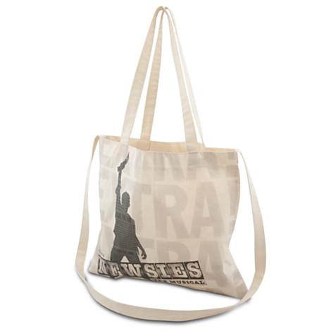 File:Disney on Broadway Newsies The Musical Tote Bag.jpg