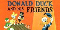 Walt Disney Presents Donald Duck and His Friends